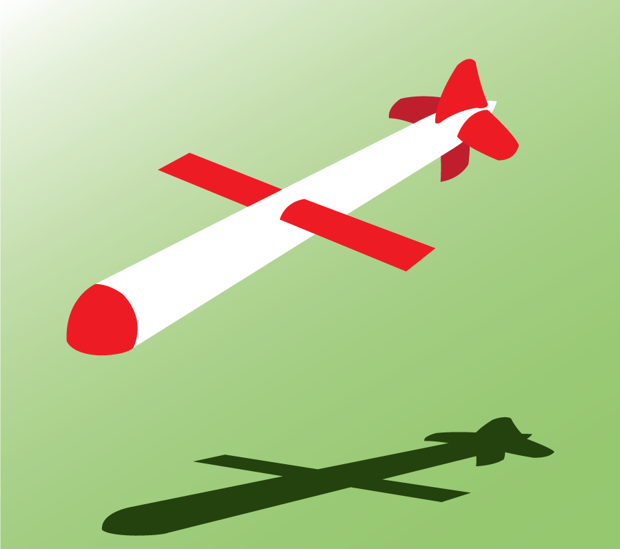 Vector Issue #6271: A cruise Missile Flying to its targeted destination