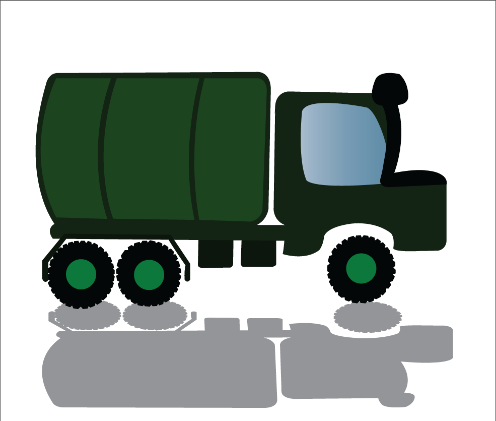 Vector Issue #6326: A military truck ready for service