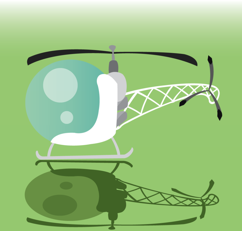 Vector Issue #6338: A special type of a recreational Helicopter 1