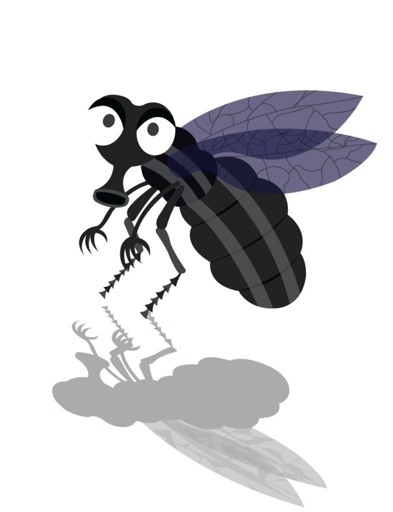 Vector Issue #6371: A tsetse fly that spreads disease