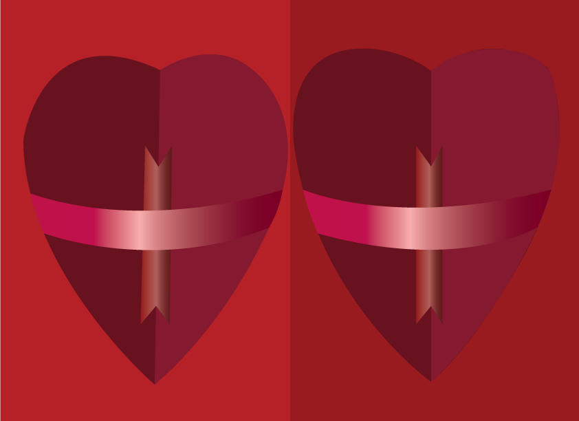 Vector Issue #6642: Valentine Gifts 1- a Parcel of hearts