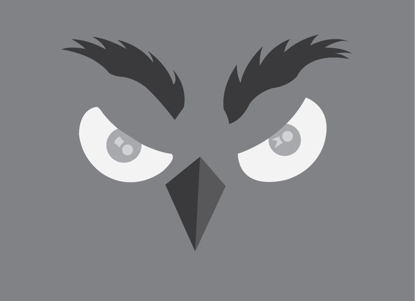 Vector Issue #6473: the piercing eyes and beak of a bird of prey