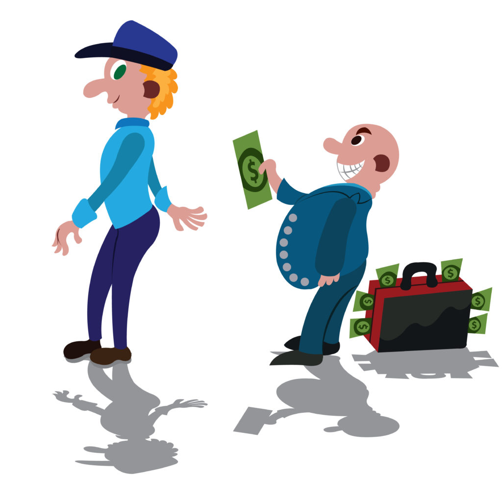 Vector Issue #6706: Corruption in the law enforcement is an unacceptable dilemma, we should kick out all corrupt police officers and Politicians from public service,