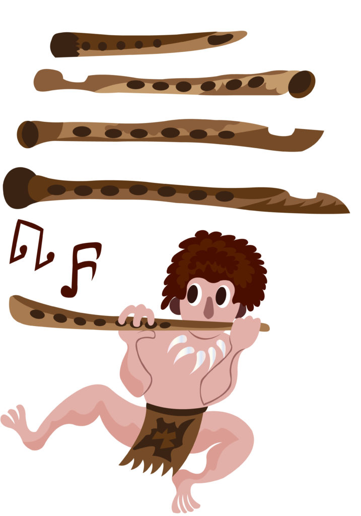 Vector Issue #6701: Flute Fundamentals for everyone, How hard is it to blow a flute? It is not simple as it looks?